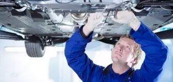 техническое обслуживание форд