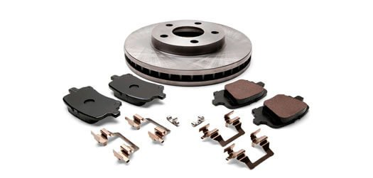 Замена тормозных дисков и колодок на мазда (MAZDA) - 2, 3, 6, CX-5, CX-7, CX-9, MPS, MPV, TRIBUTE