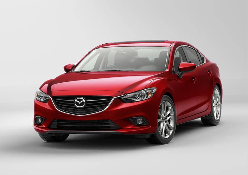 Mazda 6 - 2015 рестайлинг - экстерьер