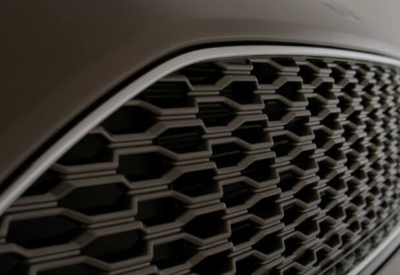 Новый Ford Mondeo Vignale — фото решетка радиатора