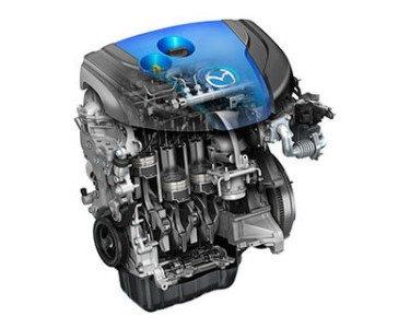 Ремонт двигателей мазда (MAZDA 2, 3, 6, CX-5, CX-7, CX-9)