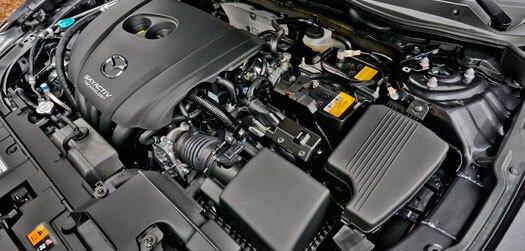 Диагностика двигателя мазда (MAZDA) - 2, 3, 6, CX-5, CX-7, CX-9, MPS, MPV, TRIBUTE