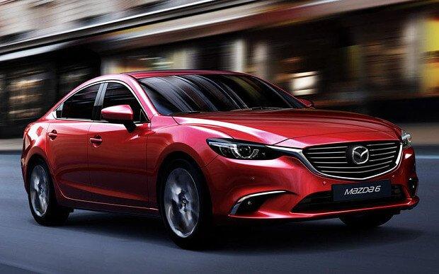 Mazda 6 - 2015 рестайлинг