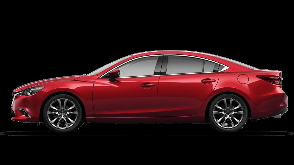 Mazda 6 - 2015 рестайлинг - фото внешний вид