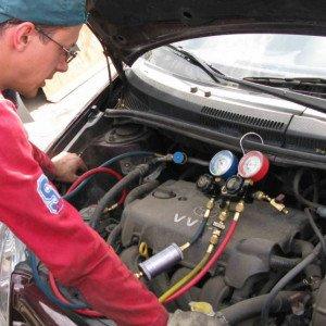 ремонт автокондиционеров форд мазда