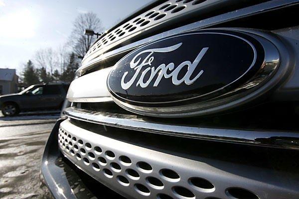История компании форд в россии
